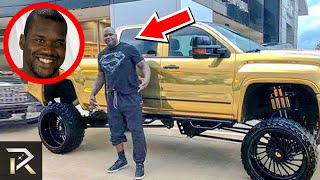 This Is How Shaquille O'Neal Spends His Millions