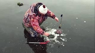 Зимняя рыбалка нижнем новгороде