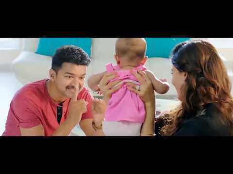 Theri Songs | En Jeevan Official Video Song | Vijay, Samantha | Atlee | G.V.Prakash Kumar