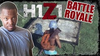 JUST THE TWO OF US!! - H1Z1 Battle Royale Gameplay