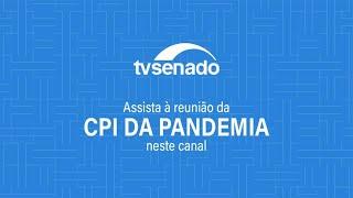 CPI da Pandemia ouve deputado e servidor do Ministério da Saúde sobre a Covaxin - 25/6/2021