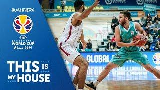 Kazakhstan v Qatar - Highlights - FIBA Basketball World Cup 2019 - Asian Qualifiers