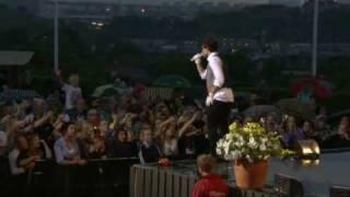 Eric Saade - Break of Dawn (Allsång på Skansen)