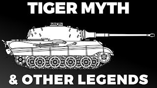 Tiger Myth & More Legends Featuring Panzermuseum