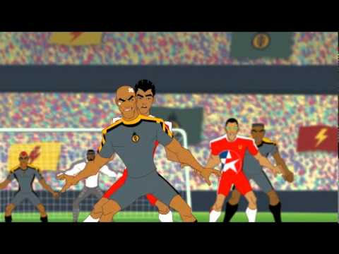 Supa Strikas - Season 1 - Ep 4 - Compound Compromised (Part  2 of 2) - Soccer Adventure Series
