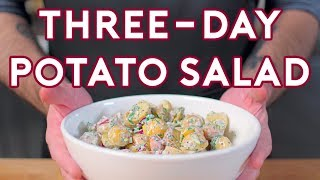 Binging with Babish: 3-Day Potato Salad from SpongeBob SquarePants