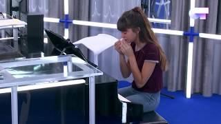 Aitana Llora Mientras Toca El Piano  Los Mejores Momentos  Ot 2017