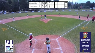 Town & Country League - 8U State Finals @ Akron - Tippecanoe Valley vs Rossville