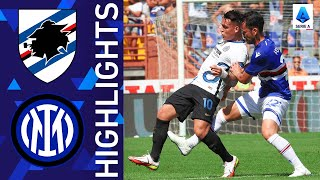 Sampdoria 2-2 Inter Milan Pekan 3