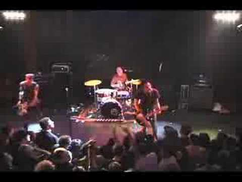 "ONE MAN ARMY ""SOS"" Live at the Troubadour - 2003"