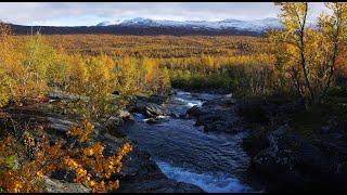 Return to Abisko: the Norwegian route