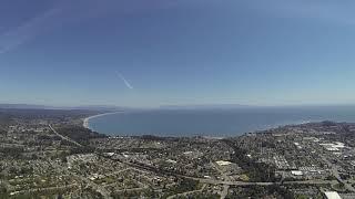 Getting high above that beautiful Monterey bay. #fpv #santacruz #geprc #drones #crossfire #frsky