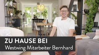 Westwing Mitarbeiter Bernhard zeigt sein Zuhause I Homestory I Westwing