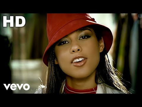 Girlfriend Lyrics – Alicia Keys
