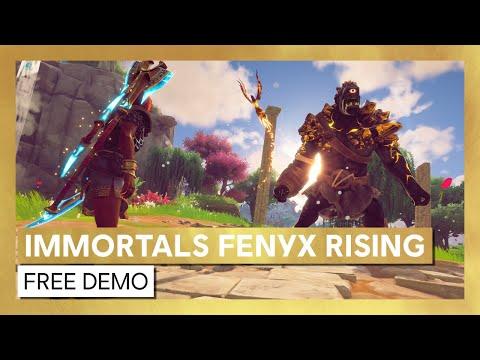 Immortals Fenyx Rising : Free Demo