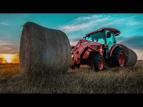 2020 Kubota MX5400 HST 4WD with Foldable ROPS in Beaver Dam, Wisconsin - Video 1