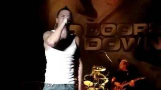 3 Doors Down - When It´s Over