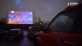 Germania: Cinema drive-in, deschis cu respectarea restricțiilor pentru coronavirus