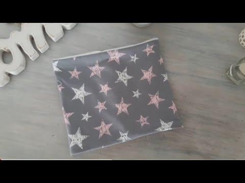 Nähen OHNE Schnittmuser - Loop  Nähanleitung - Nähtinchen