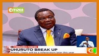JKLIVE | Francis Atwoli on Uhuruto break up