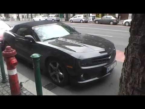Chevrolet Camaro Chrome & Carbon SS Convertible