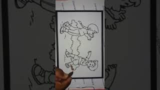Cara Mewarnai Tanah Gradasi Dengan Crayon ฟรวดโอออนไลน ด
