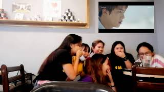 ARMY BTS DAVAO Reacts To Heartbeat MV By BTS