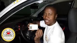 Témoignage de Mr. Vincent Mané candidat heureux au permis de Conduire
