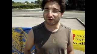 preview picture of video 'sit-in nonviolento dei Radicali Caserta al carcere di Santa Maria Capua Vetere il 14/08/2012'
