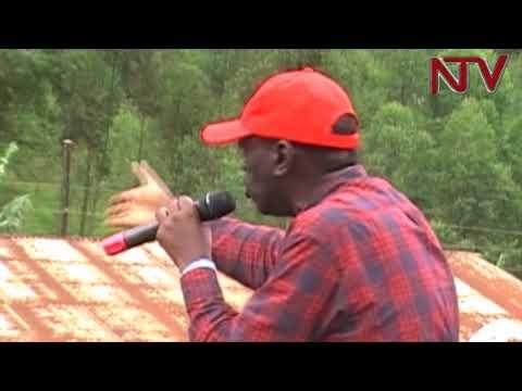 AKALULU K'E RUKUNGIRI:  Besigye aliko byakalaatidde abaayo