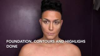 PIA WURTZBACH Makeup Transformation by Paolo Ballesteros