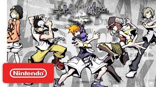The World Ends with You: Final Remix - What's New Info Trailer - Nintendo Switch