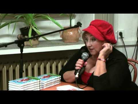 Halina Pawlowská v Říčanech - 22.11.2011