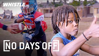 7-Year-Old Football PHENOM | Dashaun 'FLASH' Morris Highlights