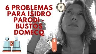 """Reseña """"6 Problemas para Isidro Parodi"""" – H. Bustos Domecq (Borges + Bioy Casares)"""