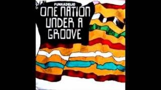 "Funkadelic - One Nation Under A Groove [12"" Limited Edition Remix]"