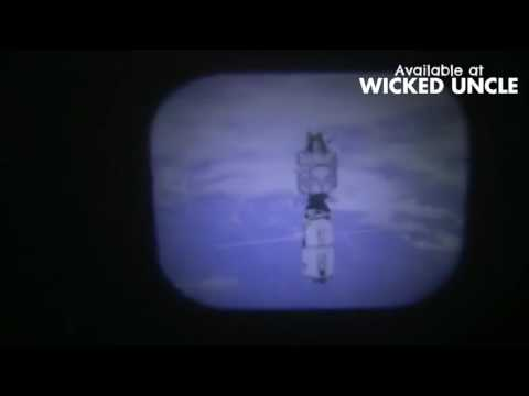 Youtube Video for Space Explorer Room Projector