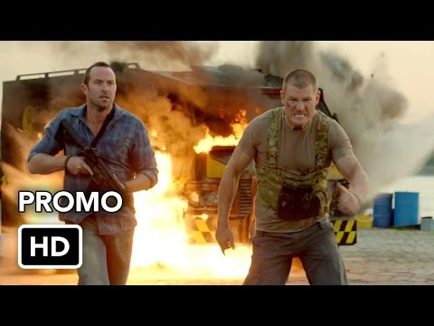 Strike Back Season 4 Promo (HD)