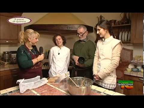 Cresco magro su NTV della carta con ricette di piatti