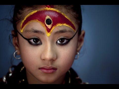 Samita Bajracharya : Most Beautiful Kumari Of Patan