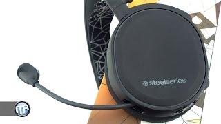 Das stylische Headset für Gamer - Steelseries Arctis 5 im Test!