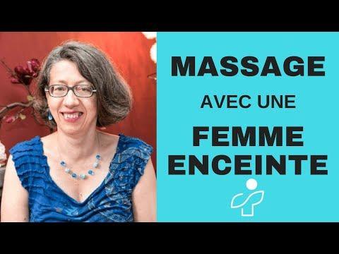 Comment se passe un massage avec une femme enceinte?