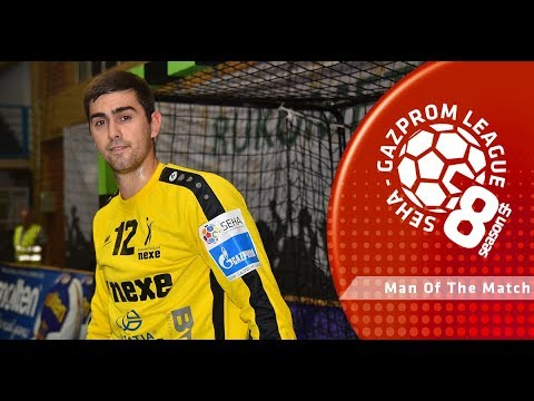 Man of the match: Moreno Car (Nexe vs Tatran Presov)