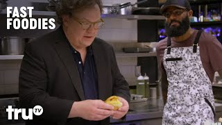 Fast Foodies - Andy Richter Taste Tests Chef's Recreation of the Filet-O-Fish (Clip) | truTV
