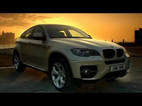 BMW X6 Review – Top Gear – BBC