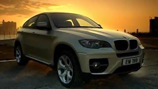 BMW X6 car review - Top Gear - BBC