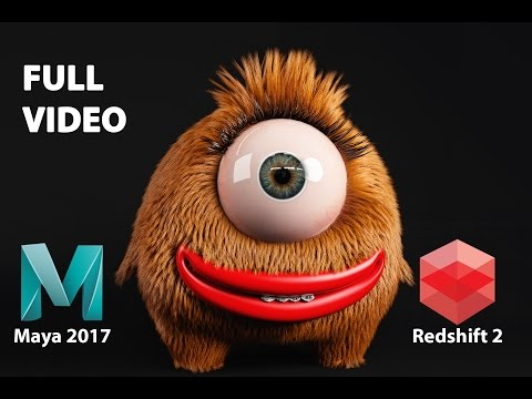 Redshift Fur Rendering in Maya with Xgen (need help) — polycount