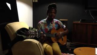 Shamir - I'll Never Be Able To Love (Acoustic at XL Recordings, London)