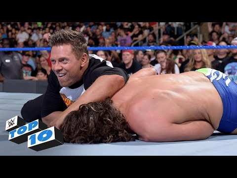 Top 10 SmackDown LIVE moments: WWE Top 10, August 28, 2018