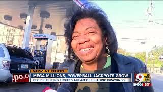 Lotto fever in the Tri-State